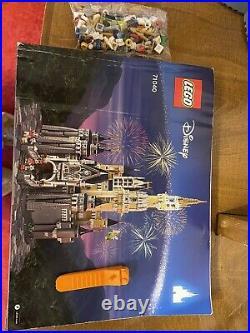 Lego disney princess castle 71040