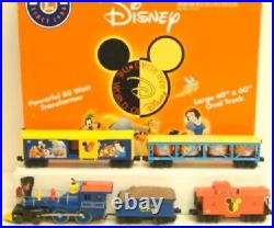 Lionel World Of Disney Set! 6-31947 O Gauge General Train Mickey Mouse