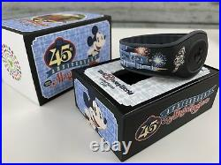 Magic Band Limited Edition 2500 Sold out 45th Anniversary NEW Magic Kingdom