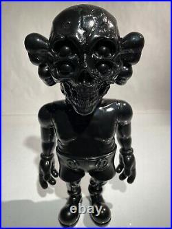 Matryoshka Black Mickey Sofubi LE10 Kaws/Kaijutan/Diemouse/MVH/Ron English/rxh