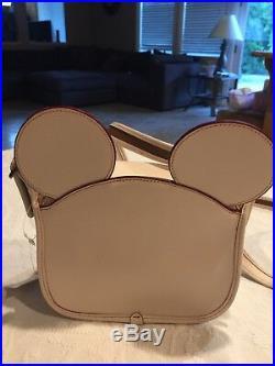 Mickey Mouse Crossbody Bag Disney Coach