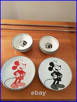 Mickey Mouse Disney, Walt, Axis Paris Porzellan, RARE