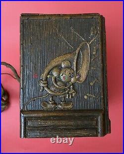 Mickey Mouse EMERSON RADIO Disney 1936 DISNEYANA. IT