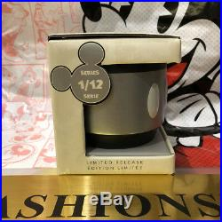 Mickey Mouse Memories Mug January steamboat willie Disney store authentic