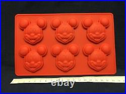Mickey Mouse Silicone Mould Disney Baking Chocolate Cake Decoration Mold Jelly