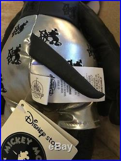 Mickey mouse memories january plush Uk Edition Sold Out Rare Disney Store
