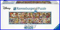 Mickeys 90. Geburtstag Disney Mickey Mouse 32000/40000 Teile Puzzle 40320 Teile