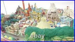 My Disneyland US Diorama Assemble Set Resin Miniature Micky Ornament DeAGOSTINI