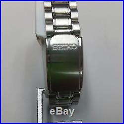 NEW! Disney Mickey Mouse Aviator Watch 7N42-8179 Stainless Steel. Seiko Box
