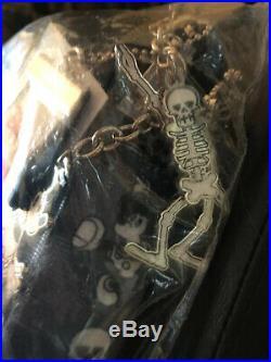 NWT Harveys Seatbelt Disney Spooky Mickey Mouse Streamline Crossbody Bag