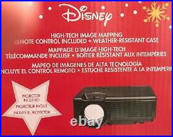 New Gemmy Disney Mickey Mouse Living Projection Christmas Inflatable Airblown