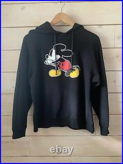 Number (N)Ine × Disney × Takahiromiyashita The Soloist Hoodie Mickey Mouse Sz L