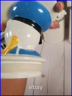 Rare Disney Mickey Mouse and Friends Peek-A-Boo 4 Canister Set Watch Video