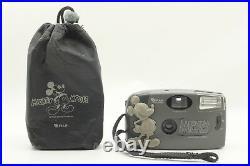 Rare! MINT++! Fujifilm Mickey Mouse Disney 35mm Point & Shoot Camera Japan