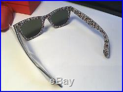 Ray Ban Disney Mickey Mouse Wayfarer Sunglasses RB2140 M90TH Limited Edition