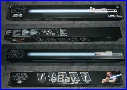 Star Wars Rey Luke Force FX Lichtschwert lightsaber exklusiv abnehmbare Klinge