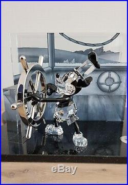 Swarovski Crystal Disney Mickey Mouse A True Original, Art No 5428553