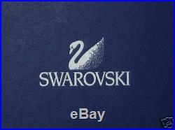 Swarovski Silver Crystal Disney Mickey Mouse- 2005-2008 Retired 687414 Mib