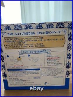Tokyo Disney Resort Limited Mickey & Minnie shape hand soap100set