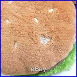 Tokyo Disney Resort Mickey Mouse Hamburger tote bag backpack shoulder 3way NEW