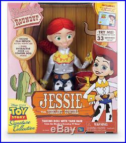 Toy Story Collection Jessie The Yodeling Cowgirl Kid Toy Gift