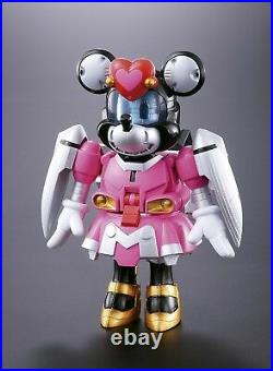 USED CHOGOKIN Disney KING ROBO MICKEY & FRIENDS BANDAI TAMASHII NATIONS
