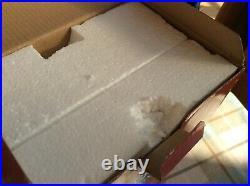V V Rare Disney Traditions victorian Mickey And Minnie Mouse Xmas 6 Boxed/tag