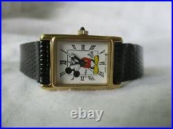 Vintage Lorus Disney Mickey Mouse Wristwatch WORKING