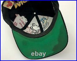Vintage San Francisco 49ers Hat Logo Mickey Mouse Snapback Cap NFL Disney