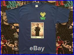 WCW Disney Crew T Shirt XL 1996 VINTAGE nWo WWF WWE Mickey Mouse Sonny Onoo