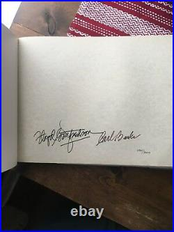 Walt Disney's Mickey Mouse in Color Signed Limited Hardcover Barks Gottfredson